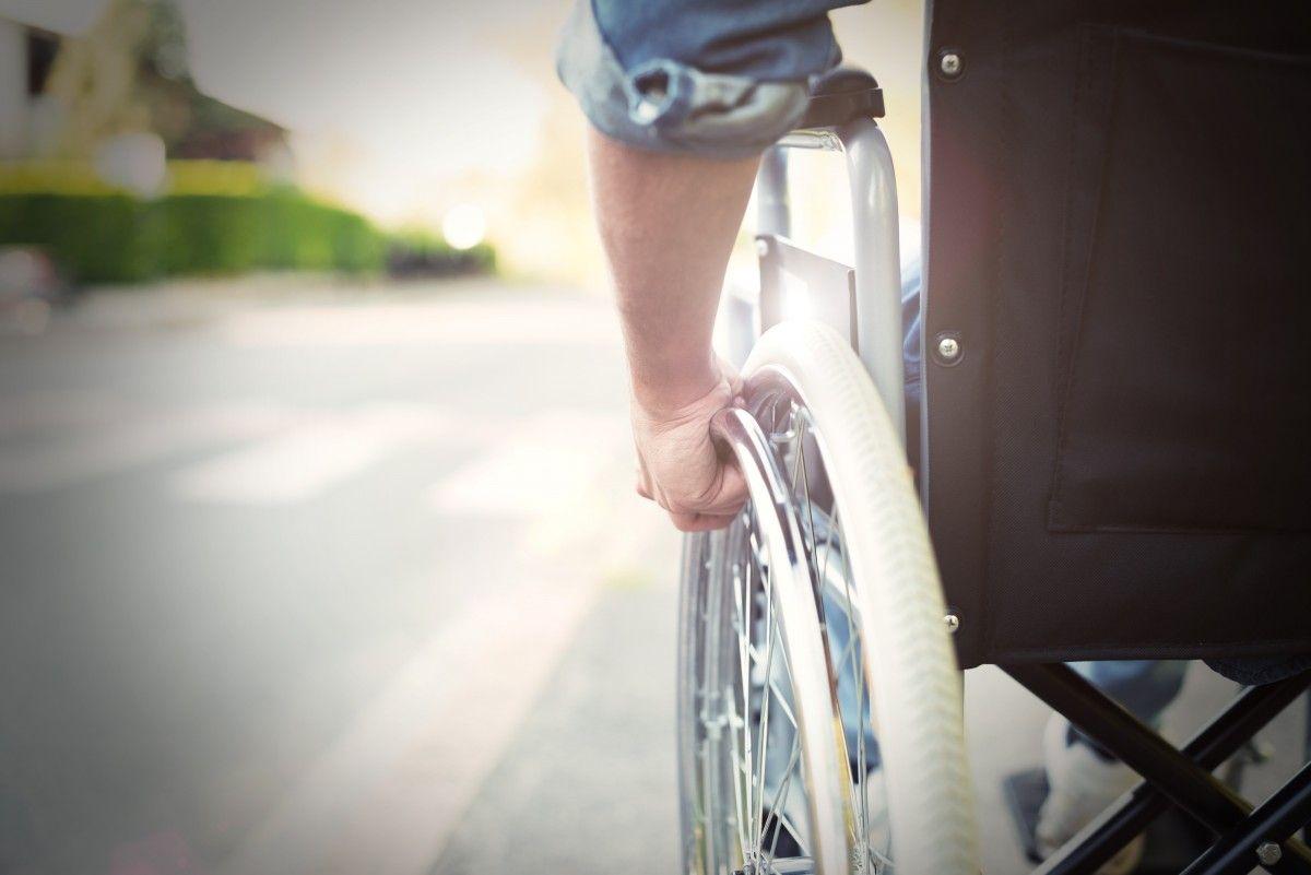 Informationen für Menschen mit Behinderung
