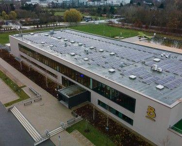 Balneon liefert jetzt Solarstrom